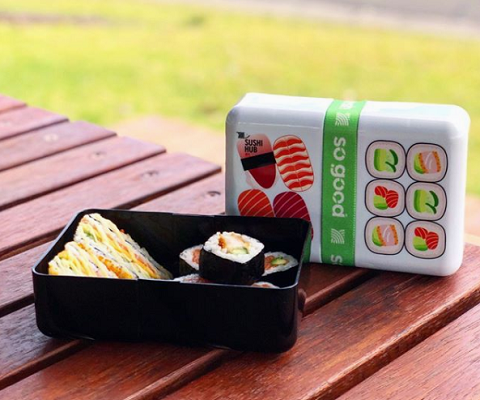 Sushi Hub Lunch Box
